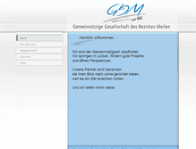 Tablet Preview of ggmeilen.ch